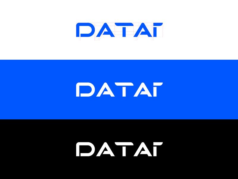 Datai Logo Design icon design icon design hallmark mark symbol sign visual identity visual design logo design logo