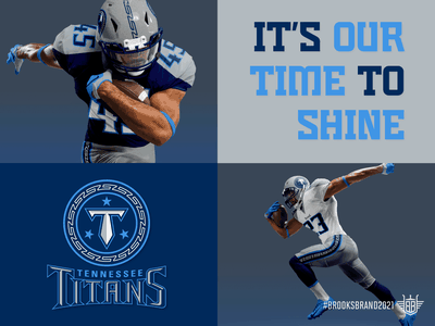 Titan Up Some More, Pt. 2... illustration logo sky blue navy concept branding and identity football nfl titans tennessee