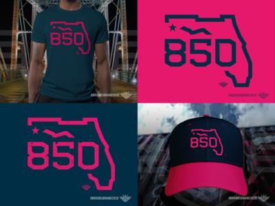 Florida Corners: Northwest - 850!