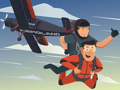 Aeroland illustration
