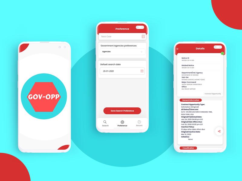Gov App Redesign