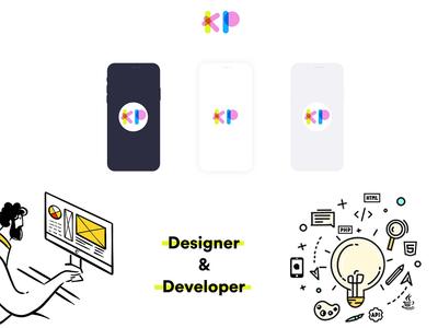 Logo - Website Designer & Developer