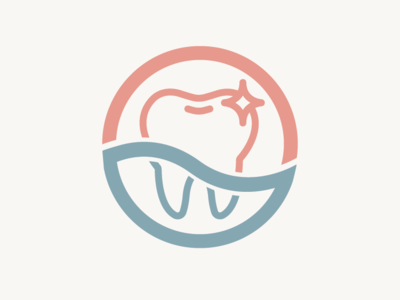 GB Logo Icon - Dental Care Branch (B3) art vectorart melmelart illustrator logo logo icon logo design icon vector tooth dental health logodesign icon design