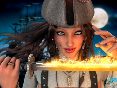 3D Female Girl Character Modeling and Rigging Animation character design game development studio game design game development companies 3d modeling character design studio design 3d animation studio character