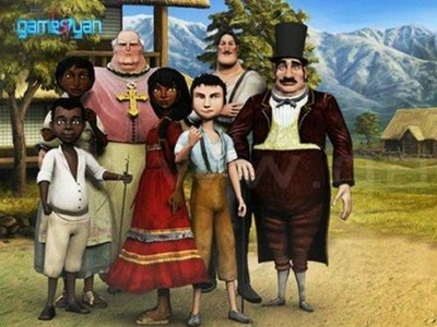 3D Little Heros  By GameYan Animation Production Companies