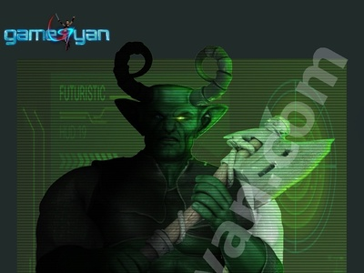 Greenmen – 3D character by GameYan game outsourcing company modeling 3d production animation studio 3d character game outsourcing game art outsourcing character design game development studio game development companies game design development 3d modeling game 3d character modeling character design studio game character design 3d animation studio character modeling animation character