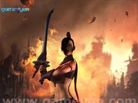 3D EVE Lady By GameYan Animation Movie Production Companies