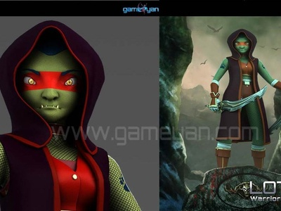 Lotha  Model By GameYan 3D Animation Studio 3d production animation studio modeling game outsourcing game art outsourcing character design 3d game development studio development game development companies game design game 3d modeling design 3d character modeling character design studio game character 3d animation studio character modeling animation character
