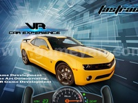 Fastrack - VR car racing game By 3d Production HUB