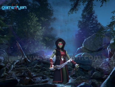Lotha 3D  Warrior By Animation Movie Production Companies