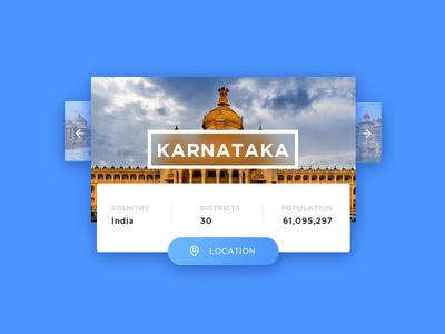 Karnataka Information Card