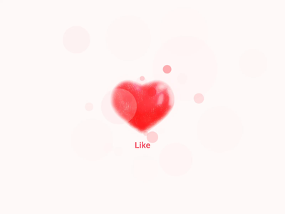 Network Valentine's Day And Like Motion Design. gift flower number like heart 520 design particle ui ae motion animation