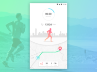 Fitness - Counter - UI Challenge