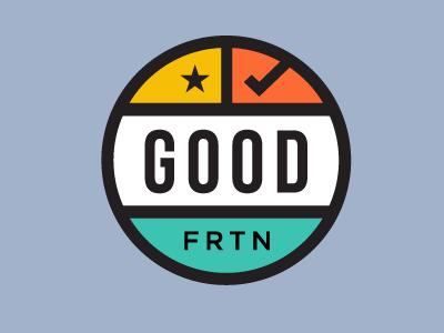 GOOD Frtn logo