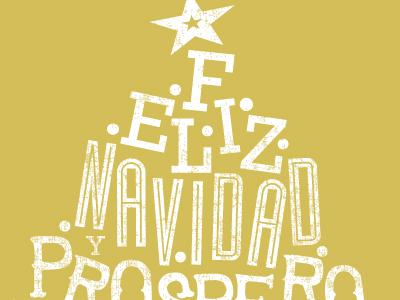 Christmas Card (Spanish)