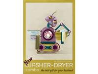 New Multifunctional Washer-Dryer Combo