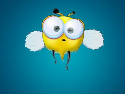 A Cute Fly