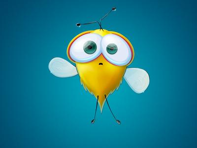 Cute Fly