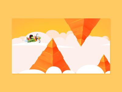 Concept Background Illustration v2
