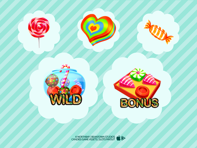 Slots Payout - Candy Collection