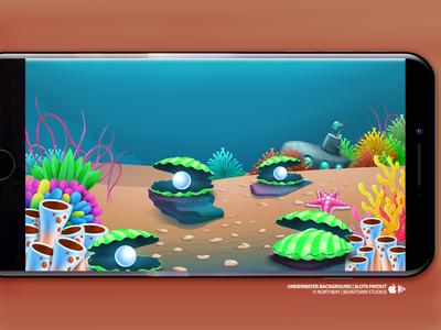 Underwater Background v1 - Slots Payout