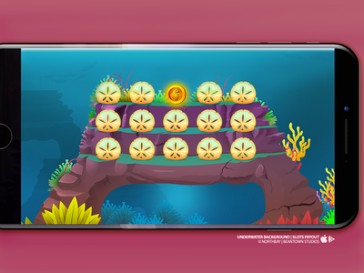 Underwater Background - Slots Payout