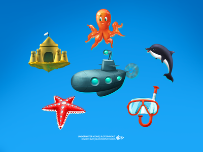 Underwater Icons - Slots Payout
