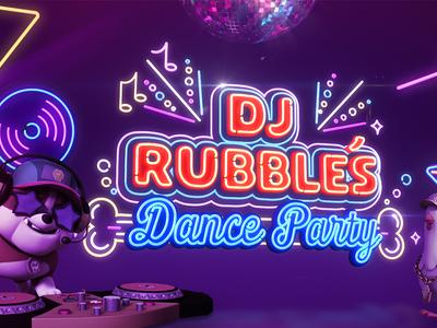 DJ Rubbles's Dance Party!