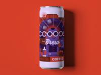 Cooool Brew Coffee Beer