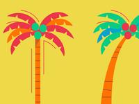 Qapital Palm Tree