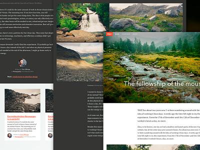 Wordpress theme ui copy photography interface web template theme wp wordpress