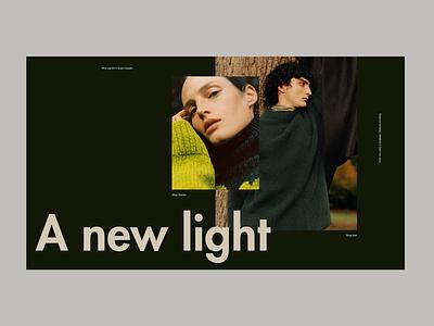 Cos web minimalism minimal cos landing page design uidesign ui ux editorial pdp