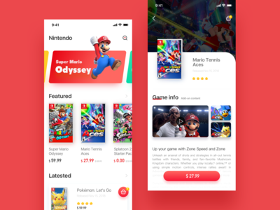 Switch Game Store