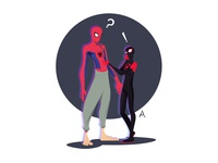 Spider-Man: Into the Spider-Verse - question?