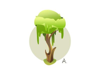 Fantasy tree 1