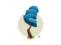 Fantasy tree 3