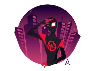 Spider-Man: Into the Spider-Verse - Hello!