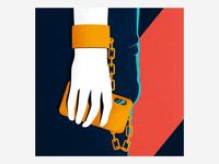 LEFT HAND FREE