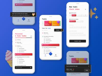To-do List - mobile app