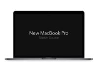 MacBook Pro (Download .sketch)