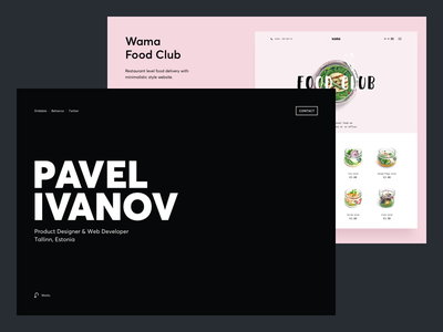 Portfolio soon works web personal portfolio