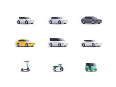 Bolt Category Vehicles