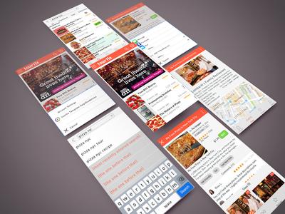 TURTLE - Mobile UI