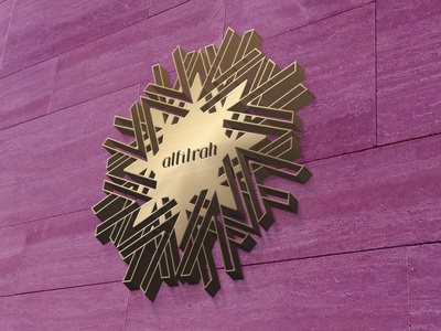 Alfitrah - Logo Design