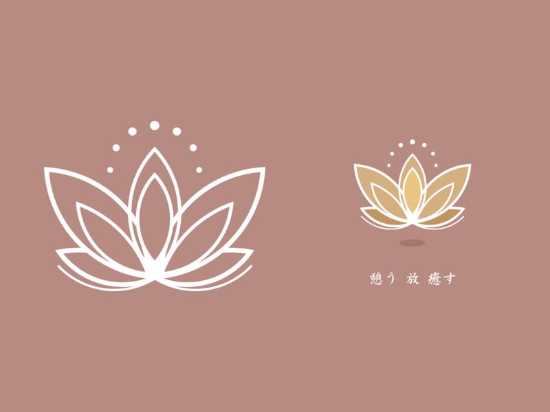 NOVA Holistic Massage (Spiritual Conscious Living) logo design drawing design ideas icon logo dribbble vector illustration massage holistic branding identity logobrand