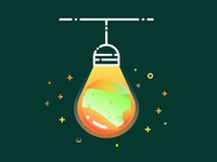 The world in the light bulb-3