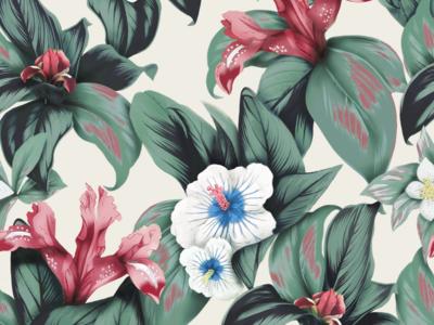 Hawaii Floral