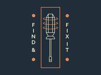 Find & Fix it