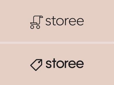 Storee - Logo Concepts