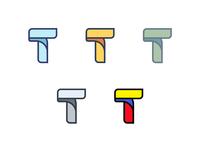 T color exploration